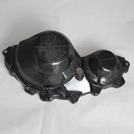 Carbon Motorschutz kupplungsseitig CBR1000RR SC77