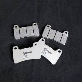 Brembo Bremsbelag Set RC Carbon