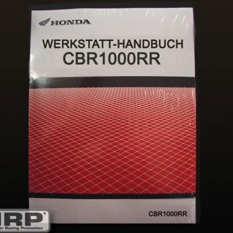 Werkstatthandbuch Honda CBR1000RR