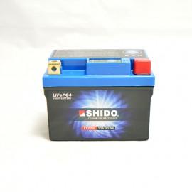 Shido Lithium Ionen Batterie