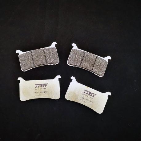 TRW Carbon MCB893 CRQ Bremsbelag