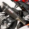 SC1-R Slip ON Carbon, mit Carbon-Endkappe CBR1000RR-R SC82