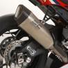 SC1-R Slip ON Titan, mit Carbon-Endkappe CBR1000RR-R SC82