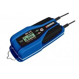 SHIDO Dual-Batterieladegerät DC 4.0 6V/12V  1A/4A