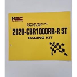 HRC Kit Handbuch CBR1000RR-R SC82