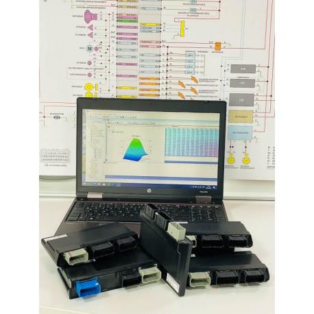 Softwareupdate Stufe 3 CBR1000RR-R SC82